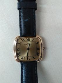 Relógio Suíço Baume & Mercier Todo Em Ouro.