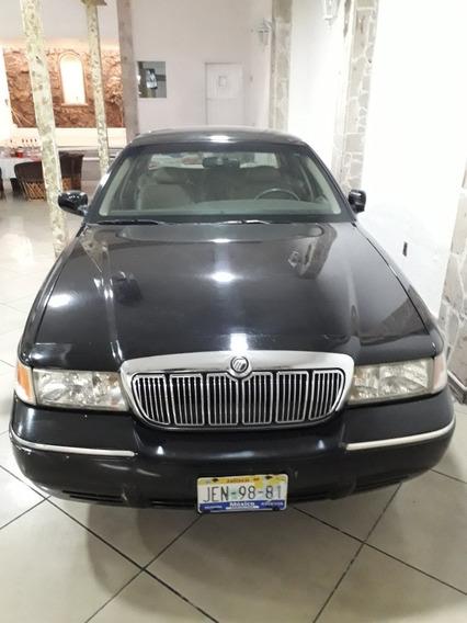 Ford Grand Marquis 4.6 Premium Piel Mt 2002