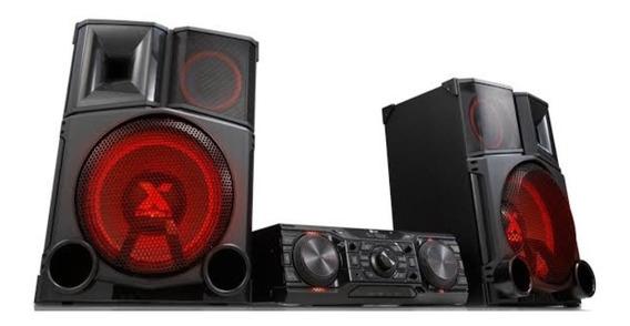 Som Mini System Lg Cm9750. Potência 2600w Rms.