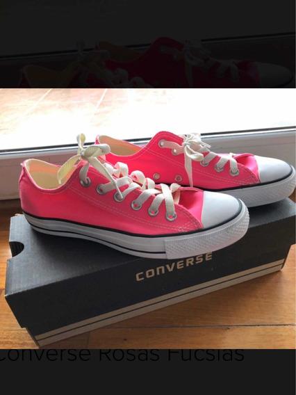 Zapatillas Converse Fucsias