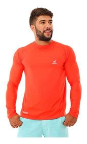 Kit Com 3 Blusas / Camisetas De Proteção Solar Uv Baratas