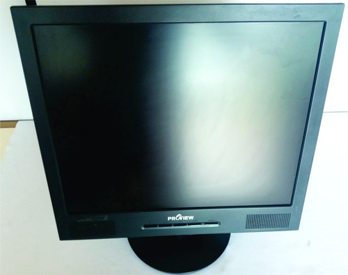 Monitor Proview 17   Ma-782kc Lcd