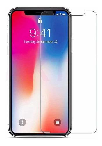 Imagen 1 de 2 de Vidrio Templado Glass iPhone 6 7 8 X Xs Xr 11 Por Mayor