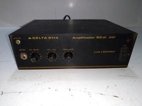 Amplificador Delta 9114