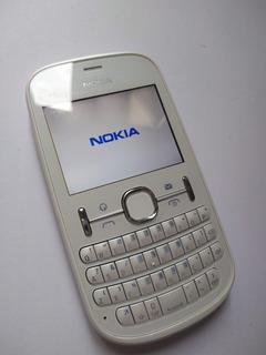 Nokia Asha 201 2g Simples Vivo Celular Ótimo Estado