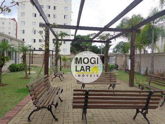 Cobertura Com 3 Dormitórios À Venda, 130 M² Por R$ 550.000,00 - Vila Mogilar - Mogi Das Cruzes/sp - Co0002