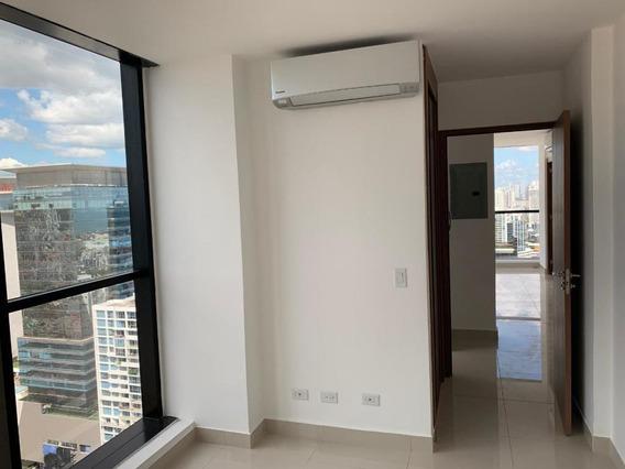 Apartamento En Alquiler En Obarrio 20-11 Emb