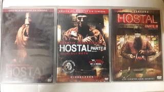 Dvd Terror Hospital