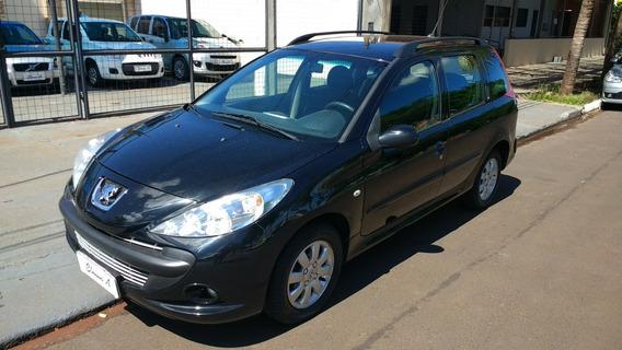 Peugeot Sw 207 1.6 Flex Automático 2009