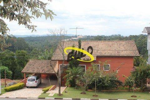 Imagem 1 de 30 de Casa Ampla, Estilo Rústico, Com 3 Dormitórios À Venda, 350 M² Por R$ 1.100.000 - Parque Das Artes - Embu Das Artes/sp - Ca5117