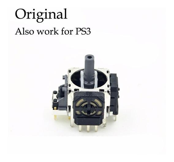 Analógico 3d Ps3 Direcional Controle Playstation 3 - Alps