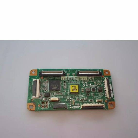 Placa Tcom Tv Samsung Pn 43h4000ag - Cabos Flats Inclusos