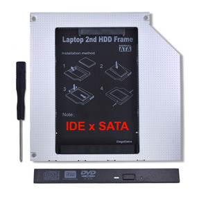 Adaptador Caddy Dvd P Hd Ou Ssd - Apple Imac 17 Emc 2114