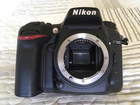 Câmera Nikon Dslr D7100