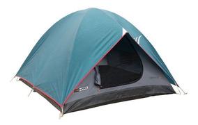 Barraca Camping Cherokee Gt 2/3 Pessoas Nautika 151195