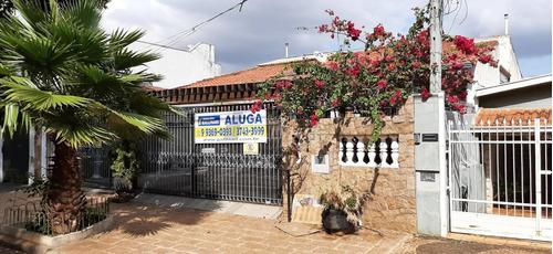 Imagem 1 de 30 de Casa Para Aluguel Em Jardim Chapadão - Ca002485