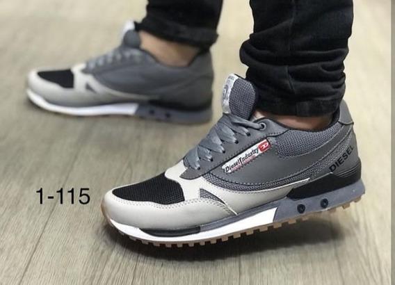 Zapatos Deportivos Diesel Caballero