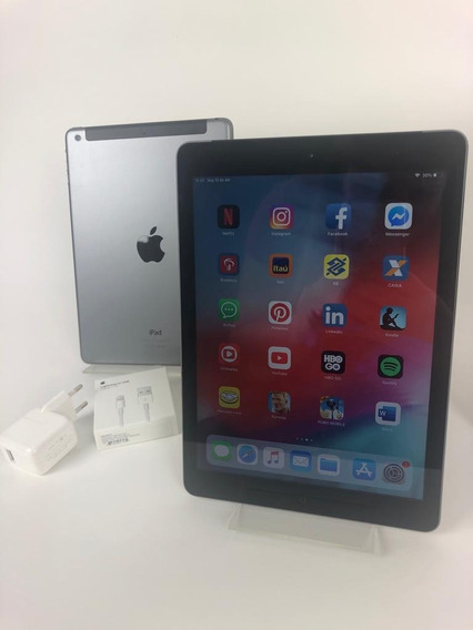 iPad Air 64gb Wi-fi + 3g C/ Carregador Novo E Nota Fiscal