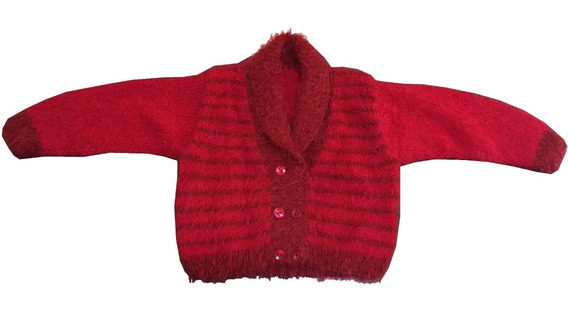 Suéter Para Bebé Tejido Dos Agujas
