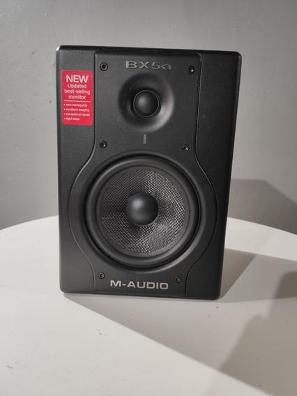 Monitor Studio M Audio Bx5a Profissional Frete Grátis