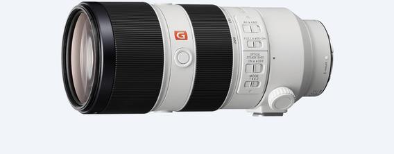 Lente Sony Zoom Full Frame 70-200mm F/2.8 Gmaster
