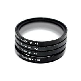 Kit Macro 67mm Nikon 18-140mm D7200 D7100 D5600 D5500 +nf
