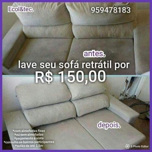 Imagem 1 de 1 de Lave Seu Sofá