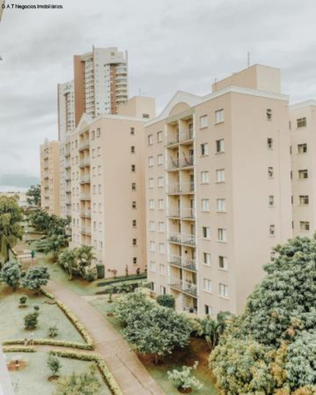Apartamento À Venda No Edifício Residencial Palácio San Marco - Sorocaba/sp - Ap08850 - 34630286