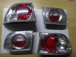 Kit Lanterna Altezza Honda Civic Hatch 92/95 Sonar