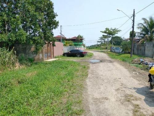 Terreno À Venda No Balneário Gaivota - Itanhaém 7045 Sanm