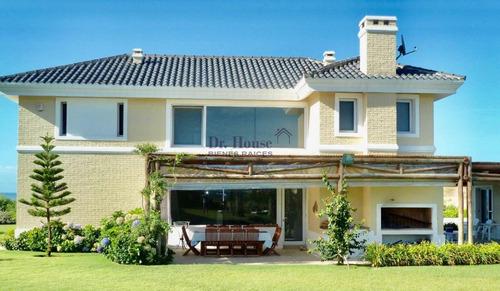 Casa En Primera Linea Sobre El Mar En Tío Tom- Ref: 237