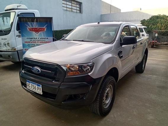 Ford Ranger 2.2l Xl Año 2018 Con 2.000kmts