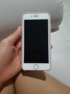 iPhone 8 256gb Rosado 10-10 1 Mes De Uso Única Dueña