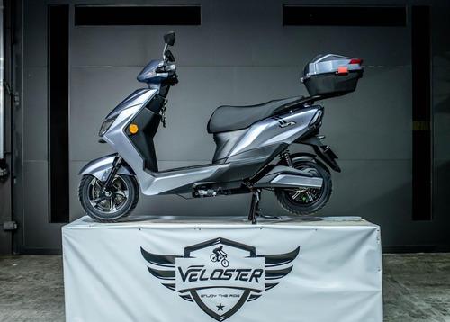 Scooter Elétrica 2021 Zuboo 1200 Watts De Potencia 60 Volts
