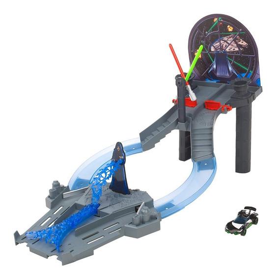 Pistas Hotwheel Star Wars Sala De Tronos Carros Hot Wheels