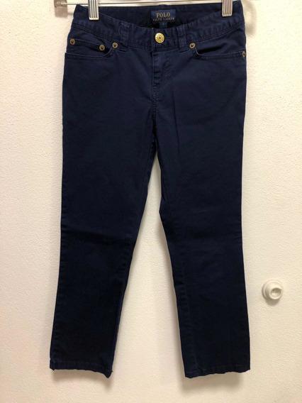 Pantalón Para Niña Polo Ralph Lauren Talla 7