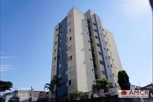 Imagem 1 de 30 de Apartamento Com 2 Dormitórios À Venda, 55 M² Por R$ 235.000,00 - Ponte Rasa - São Paulo/sp - Ap0579