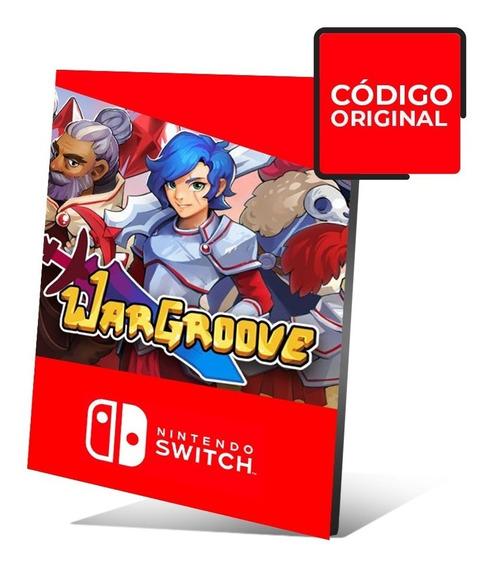Wargroove - Jogo Nintendo Switch - Código Digital
