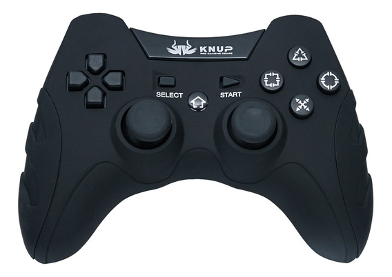 Controle Wireless 4 Em 1 Pc/ps1/ps2/ps3 Kp-4032