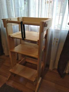 Torre De Aprendizaje Torre - Silla Montessori
