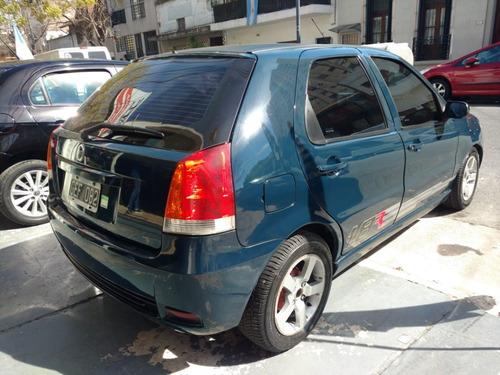 Fiat Palio Hlx 1.8 5 Puertas Edicion Limitada