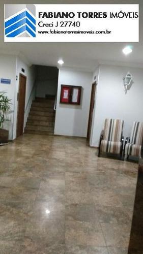Apartamento Para Venda Em São Bernardo Do Campo, Vila Euclides, 1 Dormitório, 1 Banheiro, 1 Vaga - 1352_2-560536