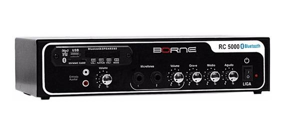 Receive Borne P/ Sonorização Rc 5000 Bt - Ap0239