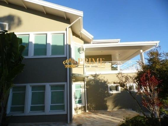 Casa Para Aluguel Em Loteamento Alphaville Campinas - Ca002015