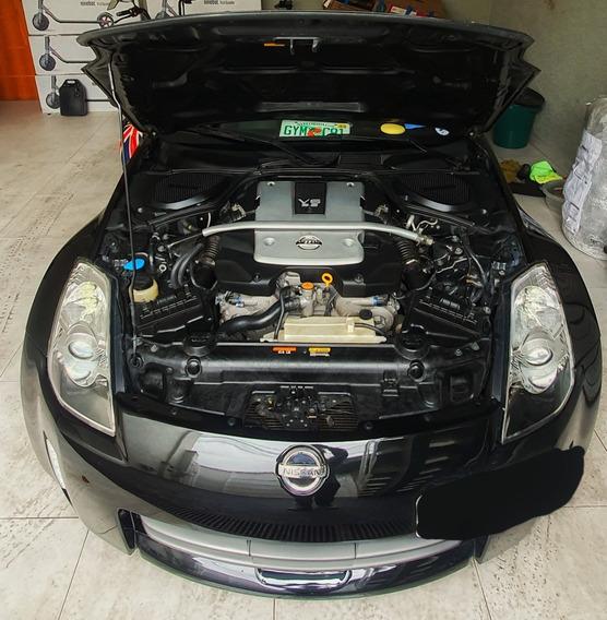 Nissan 350z Hr Track Pack