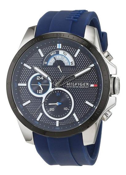 Relógio Masculino Tommy Hilfiger 1791350 Original Importado