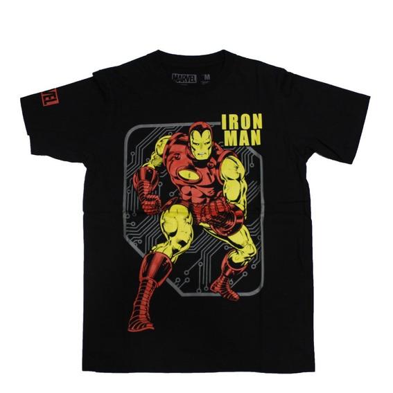 Remera Marvel Original Ironman Force