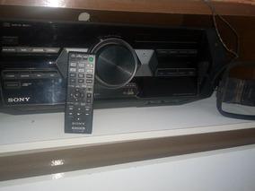 Mini System Sony Shake 1800w Super Novo