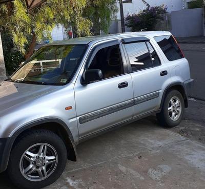 Honda Crv 2.0 4x4 16v Gasolina 4p Automático