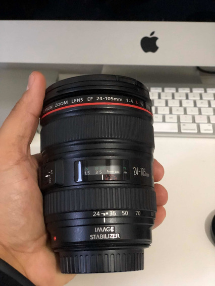 Lente Canon 24-105 Ef F4